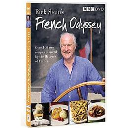 Rick Stein's French Odyssey : Complete BBC Series [DVD] [2005][Two-disc]